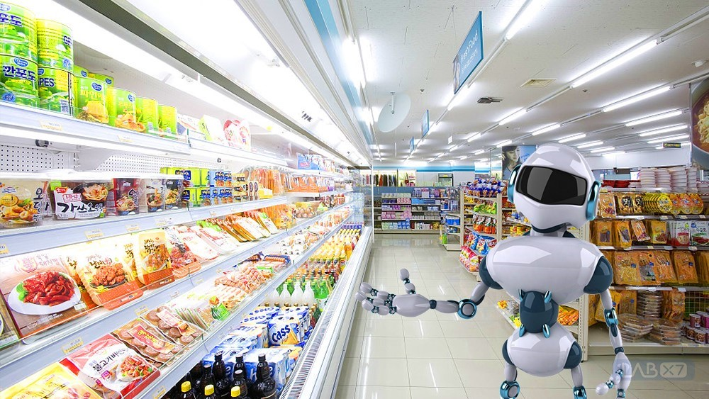 New Retail Era: The Value That Robots and Retail Create for Users 15