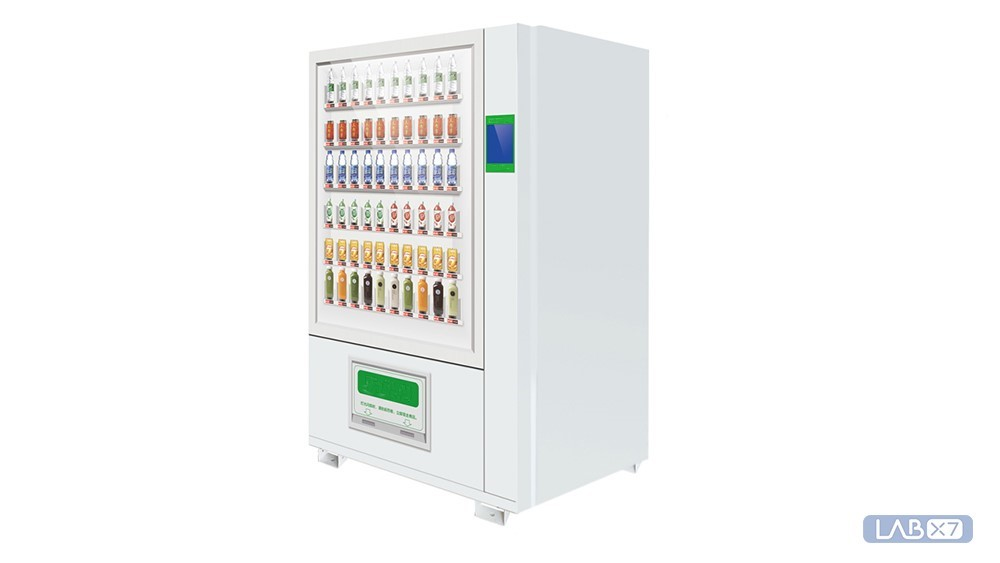 Smart Vending Machine Solution