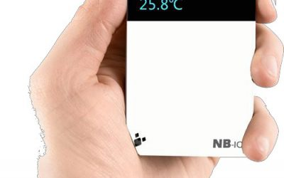 LABX7 T330 NB-IoT – A Portable Temperature and Humidity Monitor